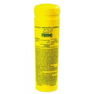 spa frog bromine cartridge